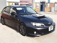 2008 Subaru Impreza WRX 2.5 Turbo 1Owner 1Yr MOT Full S/Hist/Stacks Of Receipts STI Interior Bargain