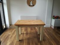 dining table, 4 seater, victoriana