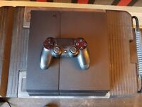 PS4 Excellent Condition with Controller and Headset £150 No Offers. Possible Local Delivery