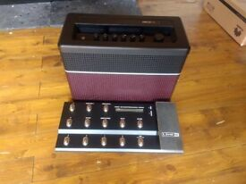 Line 6 Amplifi 75 plus FVB shortboard MKII