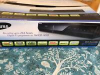 Samsung DVD player recorder