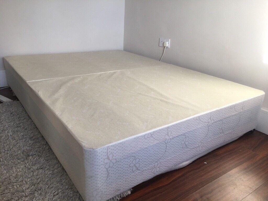 Double Divan Bed Base For Sale In Wimbledon London Gumtree