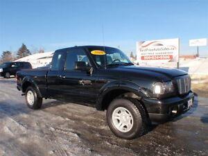 2010 Ford Ranger XLT V6! CERTIFIED!