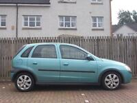 **MOT 07/17** Vauxhall Corsa 1.2 sxi - X4 New tyres + Full mot - (Great driving car)