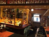 Bar staff needed