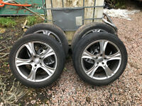 "Range Rover 20"" Eltex Wheels (Fits P38, Sport, Discovery, L322)"