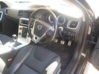 Volvo S60 D3 R Design Sport,5 door hatchback,6 speed manual,FSH,full MOT,half leather interior