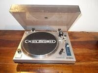 Homemix Belt Drive Turntable excellent condition