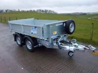 IFOR WILLIAMS TT2515 TIPPING TRAILER (NEW)