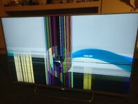 """SONY BRAVIA 55W809CBU Smart 3D 55"""" LED TV only few months old"""