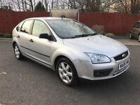 2006 ford focus 1.6 tdci SPORT LOW MILEAGE NEW SHAPE FACELIFT mot great runner