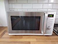 John Lewis Microwave - Like New