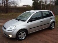 2005 FORD FIESTA FLAME SERVICE HISTORY AND TIMING BELT CHANGE