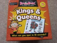 Brainbox Kings & Queens (NEW)