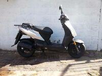 Kymco Agility 50cc 2013