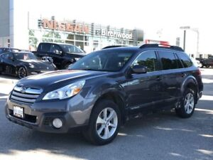 2014 Subaru Outback 3.6R Comes With Winter Tires On Steel Rims!