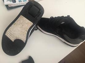 Heeleys wheeled shoes in uk 4