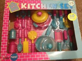 Brand New Kitchen set