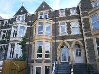 2 bedroom furnished flat available on Newport Road, Cardiff (£825pm)