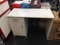 White desk free