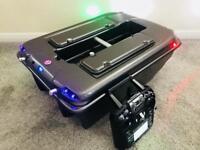 Brand new Bait boat! Carp-madness x-jet with Raymarine Wi-Fish sonar