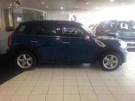 MINI COUNTRYMAN 1.6 One 5dr (blue) 2011