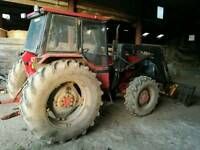 Case 895 stockman special 4wd c/w quicke loader