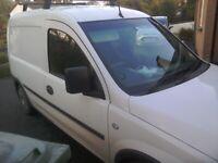Vauxhall, COMBO, Car Derived Van, 2011, Manual, 1700 (cc)
