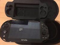 PS Vita boxed plus extras £200 OVNO