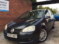 Volkswagen Golf 2.0 TDI GT 5dr ONLY 2 KEEPERS FROM NEW!
