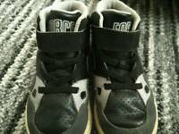 Nike air force infant size 10