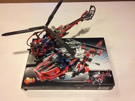 Lego Technic 2in1 Helicopter