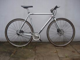 Customized Single Speed by Charge, Lite Tange 'Prestige' Frame and Much More!! JUST SERVICED!!!!!!!