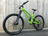 2016 Norco Sight A7.1 Full Suspension Enduro/Downhill Bike, LIKE NEW, HIGH SPEC, SRAM, REVERB