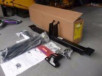 Audi A4 Saloon B8 2008-2015 Witter Flange Tow Bar