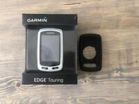 Unused Garmin Edge Touring + Genuine Case