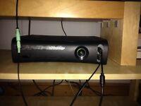 120GB Xbox 360, Kinect Sensor + 38 games
