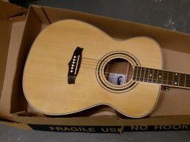 tanglewood acoustic boxed