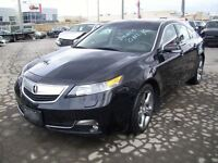 2013 Acura TL SH AWD TECH CUIR MAG SROOF CAMERA SIEGE CHAUFFANTS