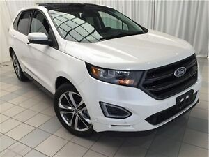 2015 Ford Edge Sport *LOADED!*