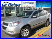 2012 Chevrolet Traverse AWD LS  *** WOW, 8 PASSAGERS ***