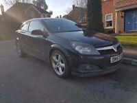Vauxhall Astra 2008 1.7CDTi Diesel 16v (100ps) SRi (Exterior pk) Sport Hatch 3dr SPARE OR REPAIR