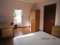 Students rooms single from £290 Double from £300 .A 20 min Walk from Aberdeen uni or 5 mins by bus