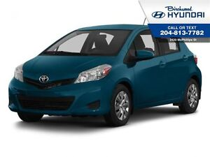 2013 Toyota Yaris LE W/ Winter Tires & Remote Start