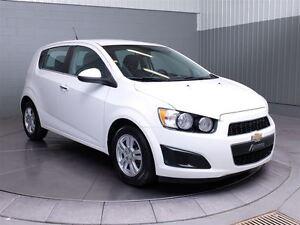 2012 Chevrolet Sonic LT HATCHBACK A/C MAGS AUTOMATIQUE West Island Greater Montréal image 3