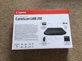 Canon CanoScan LiDE 210 - CanoScan Flatbed USB Scanner