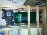 Farmhand 60 gallon compressor