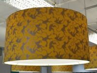 Large Monkey Lampshades Lighting Domestic or Commercial Use Restaurant Cafe