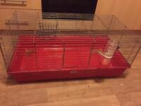 Large rabbit cages