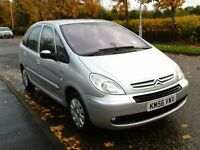 PICASSO 1.6 HDI DIESEL EXCLUSIVE 1 OWNER GREAT CAR